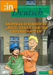 deutsch lehrer unterrichtsmaterial sek.i - arbeitsblätter deutschunterricht