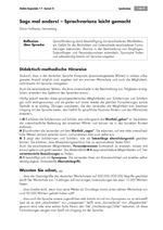 Sprachkünstler | Finken-Verlag | Finken-Verlag Arbeitsmaterial und ...
